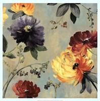Whimsical Floral I Fine-Art Print