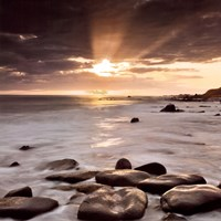 Nordic Sunset Fine-Art Print