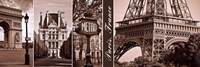 A Glimpse of Paris Fine-Art Print