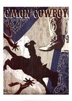 C'mon Cowboy Fine-Art Print