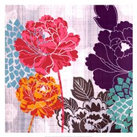 Peony Patterns I Fine-Art Print