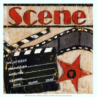 Scene - mini Fine-Art Print