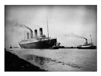 Titanic's Tugboats Fine-Art Print