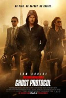 Mission: Impossible - Ghost Protocol Fine-Art Print