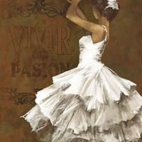 La Dance II Fine-Art Print