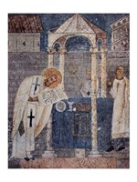 Master of the Sophien Cathedral form Ohrid Fine-Art Print