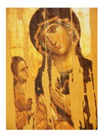 Mother of the God Hodegetria Fine-Art Print
