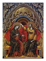 Coronation of the Virgin Fine-Art Print