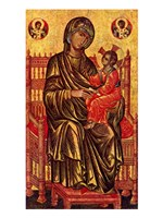 Italian Painter of the Byzantic Fine-Art Print