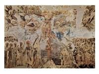 Fresken in the Upper Church Fine-Art Print