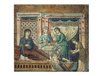 Nativity of the Virgin Fine-Art Print