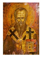 Saint Clement of Ohrid Fine-Art Print
