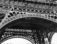 Eiffel Tower III Fine-Art Print