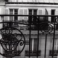 Paris Hotel II Fine-Art Print