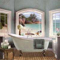 Oceanview II Fine-Art Print