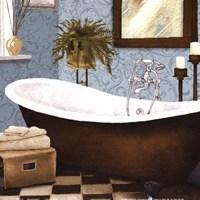 Afternoon Bath II Fine-Art Print