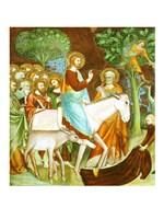 Gerusalem Memo Fine-Art Print