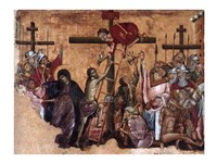 Christ Crucified Fine-Art Print