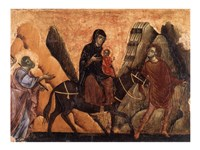 Flight into Egypt Fine-Art Print