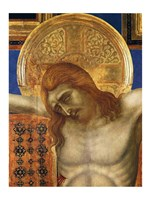 Painted Cross Fine-Art Print