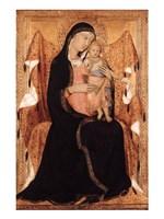 Virgin and Child Fine-Art Print