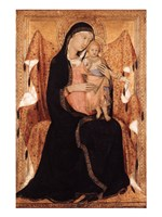 Virgin and Child Fine-Art Print