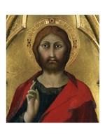 Christ Blessing Fine-Art Print