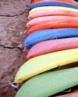 Kayaks I Fine-Art Print