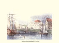 Faneuil Hall, Boston Fine-Art Print