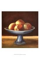 Rustic Fruit Bowl II Fine-Art Print