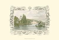 Bisham Abbey Fine-Art Print