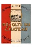 Recolte Du Chateau Fine-Art Print
