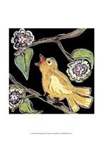 Flower Song II Fine-Art Print