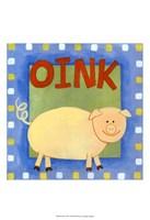 Oink Fine-Art Print
