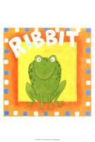 Ribbit Fine-Art Print