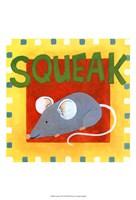 Squeak Fine-Art Print