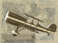 Tour by Plane I Fine-Art Print