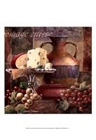 Cheese & Grapes II Fine-Art Print