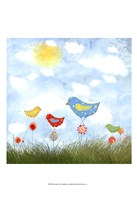 Bird Land Fine-Art Print