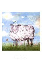 Baa Land Fine-Art Print