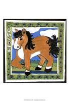Whimsical Horse Fine-Art Print