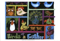 Birds of a Feather Fine-Art Print