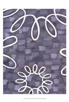Denim & Doilies I Fine-Art Print