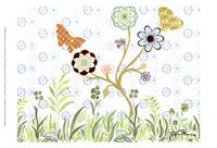 Butterflies on a Limb Fine-Art Print