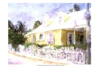 Street Cottage I Fine-Art Print