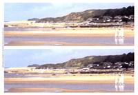 2-Up Sunlit Sands III Fine-Art Print