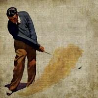 Vintage Sports I Fine-Art Print