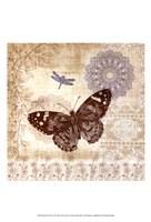 Butterfly Notes II Fine-Art Print