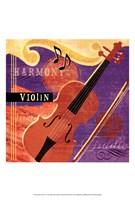 Music Notes VI Framed Print