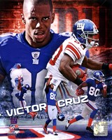 Victor Cruz 2012 Portrait Plus Fine-Art Print